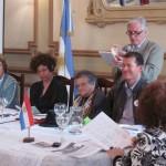 Encuentro Escritores de MERCOSUR en, Gualelaichu, Argentina 2014