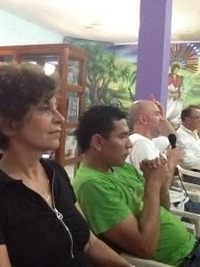Encuentro de poesia amazonica en San Ignacio de Moxos - 2014