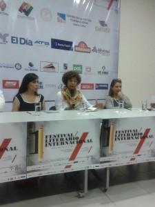 Festival Literario Internacional - Centro de Cultura Plurinacional Santa Cruz