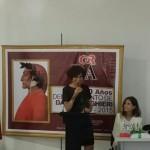 Premiacion Dante Alighieri